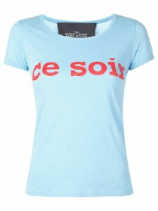 Marc Jacobs The Redux T-shirt - Blue