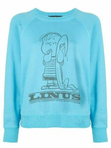 Marc Jacobs x Peanuts The Men's sweatshirt - Blue