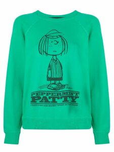 Marc Jacobs x Peanuts The Men's sweatshirt - Green