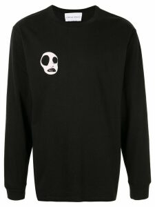 Strateas Carlucci signature artwork T-shirt - Black