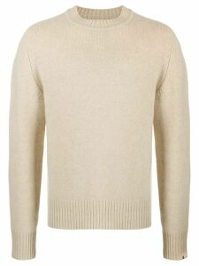 Extreme Cashmere cashmere long-sleeved jumper - NEUTRALS