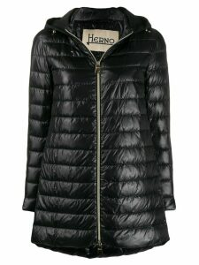Herno quilted puffer jacket - Black