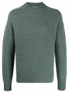 Extreme Cashmere cashmere long-sleeved jumper - Grey