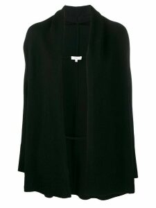 Vince draped wrap cardigan - Black