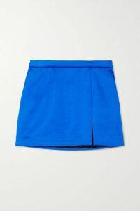 Rachel Zoe - Poppy Cold-shoulder Guipure Lace Midi Dress - Navy