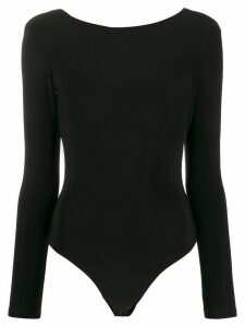Alchemy all-in-one top - Black