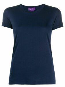 Ralph Lauren Collection slim fit crewneck T-shirt - Blue