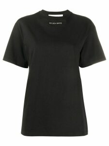Golden Goose Dream print short sleeve T-shirt - Black