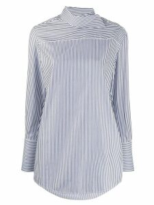 Victoria Victoria Beckham Bengal off-shoulder shirt - White