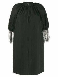 Givenchy lace-detail dress - Black