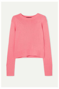 Sies Marjan - Wool And Cashmere-blend Sweater - Pink
