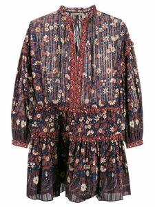 Ulla Johnson Marigold peasant dress - Blue