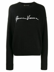 Versace Gianni Versace jumper - Black