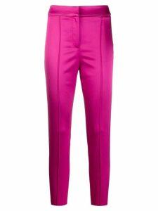 Veronica Beard skinny fit trousers - PINK