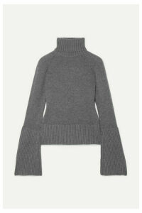 Michael Kors Collection - Cashmere Turtleneck Sweater - Anthracite