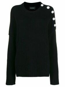 Zadig & Voltaire Malta knitted jumper - Black