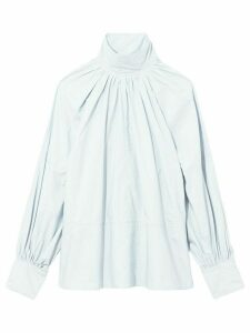 Proenza Schouler long-sleeve blouse - Blue