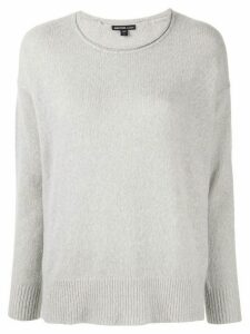 James Perse round neck jumper - Brown
