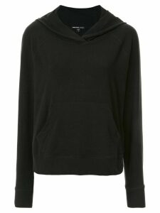 James Perse basic hoodie - Black