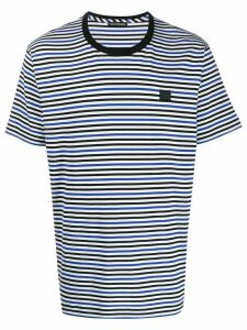 Acne Studios Striped T-shirt - Blue