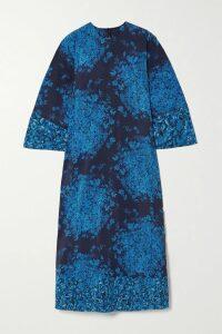 Akris - Wool-blend Dress - Teal