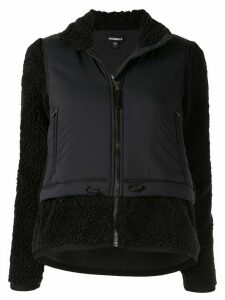 James Perse padded panel jacket - Black