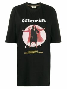 Fendi Gloria movie print T-shirt - Black