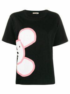 Marni mouse-print T-shirt - Black