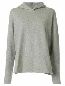 James Perse basic hoodie - Grey