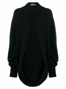 Philo-Sofie open front cardigan - Black