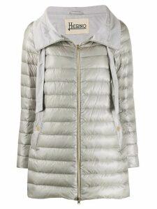 Herno padded puffer jacket - Grey