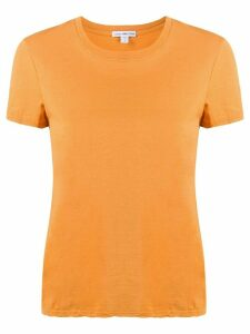 James Perse round neck T-shirt - Yellow
