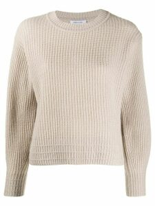 Philo-Sofie textured knit jumper - NEUTRALS