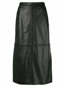 Altuzarra Mooney A-line skirt - Black