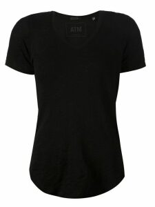 Atm Anthony Thomas Melillo v-neck T-shirt - Black