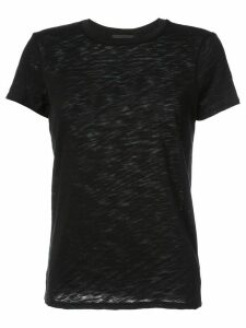 Atm Anthony Thomas Melillo classic crewneck T-shirt - Black