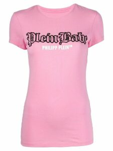 Philipp Plein Pink Paradise slim fit T-shirt