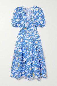 ANNA QUAN - Roxy Cropped Wool-blend Straight-leg Pants - Beige