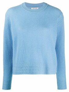 Philo-Sofie textured knit jumper - Blue