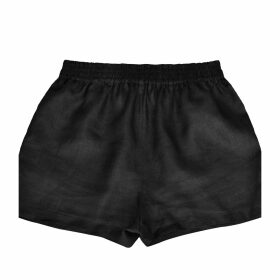 Smalls Merino - Women's 100% Traceable Superfine Merino Snood In Grey