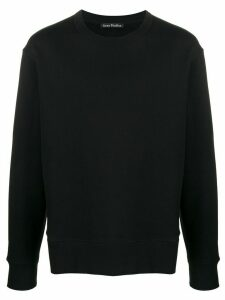 Acne Studios Crew neck sweatshirt - Black