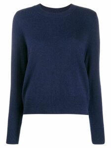 Tommy Hilfiger colour block jumper - Blue