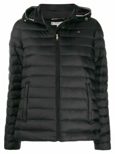 Tommy Hilfiger Packable padded jacket - Black
