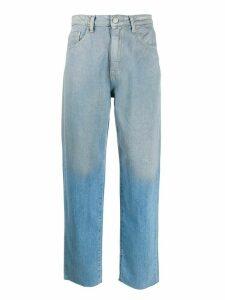 Pinko distressed boyfriend jeans - Blue