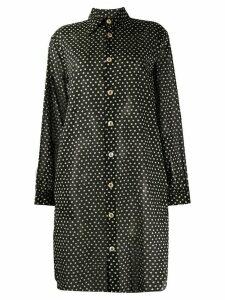 Vivienne Westwood Anglomania polka-dot print shirt - Black