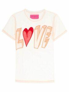 Viktor & Rolf Love tulle T-shirt - PINK