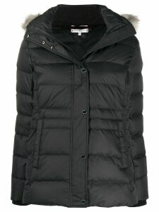 Tommy Hilfiger hooded padded jacket - Grey