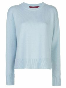Sies Marjan Pardis knitted jumper - Blue