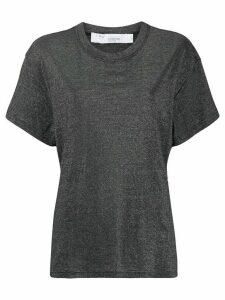 IRO Clayton round neck T-shirt - Black