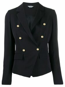 LIU JO tailored double breasted blazer - Blue